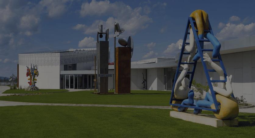 virtual tour park Danubiana